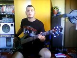 Metallica Master Of Puppets Oscar Castrogiovanni bass cover