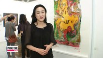 Affordable Art Fair takes place in Seoul