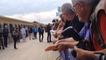 Michael Bay inaugure sa cabine de plage au festival de Deauville