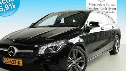 Mercedes-Benz CLA-klasse Shooting Brake 200 CDI Ambition / Line Urban