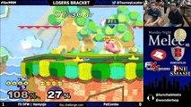 MNM 45 Melee - FX DFW | Hamyojo (Sheik) vs PatCombo (Peach) - Losers Bracket