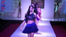 Bold Models Get Bolder: Sexy Models in See Through CUT Dresses