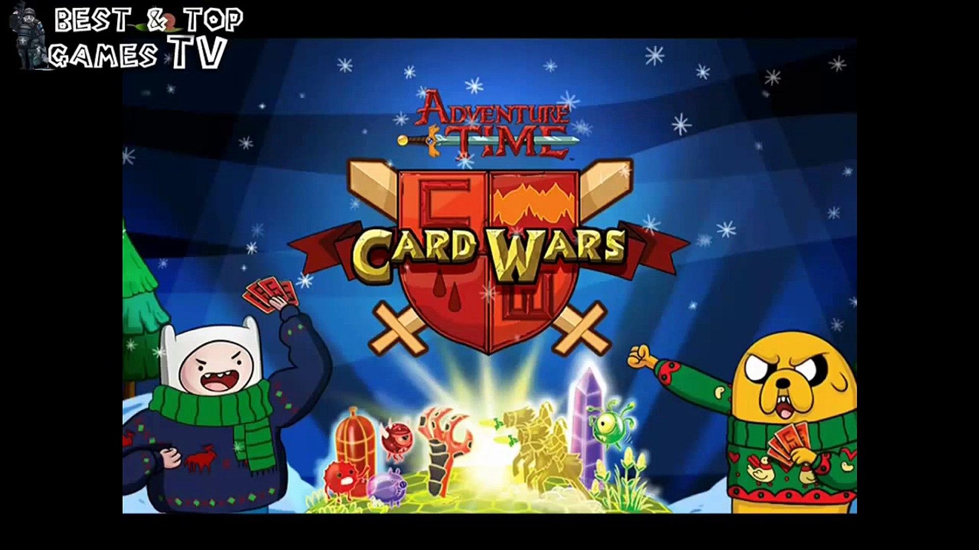 Card Wars   Android iOS GamePlay Cartoon Network Games | cartoon network games