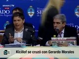 Kicillof se cruzo con Gerardo Morales 27 08