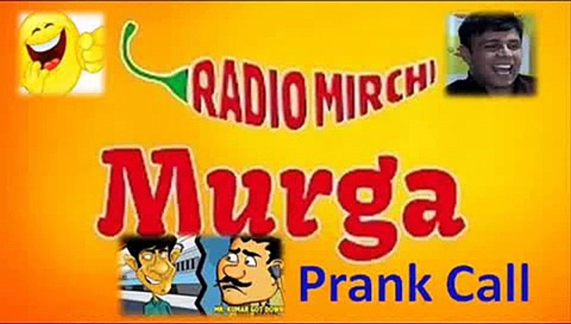 radio mirchi murga by naved - murga mirchi condom to papa