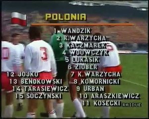 Maradona vs Poland (Exhibition 1988)