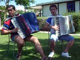 Florette - Waltz Valse Musette - Accordion Duet M° Ruffolo & Fabrizio(Lichiarenz) Accordeon