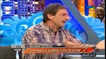 #ElProgramaDeFantino Tapia dice que Ramon diaz no fue al mundial 90 por culpa de Maradona
