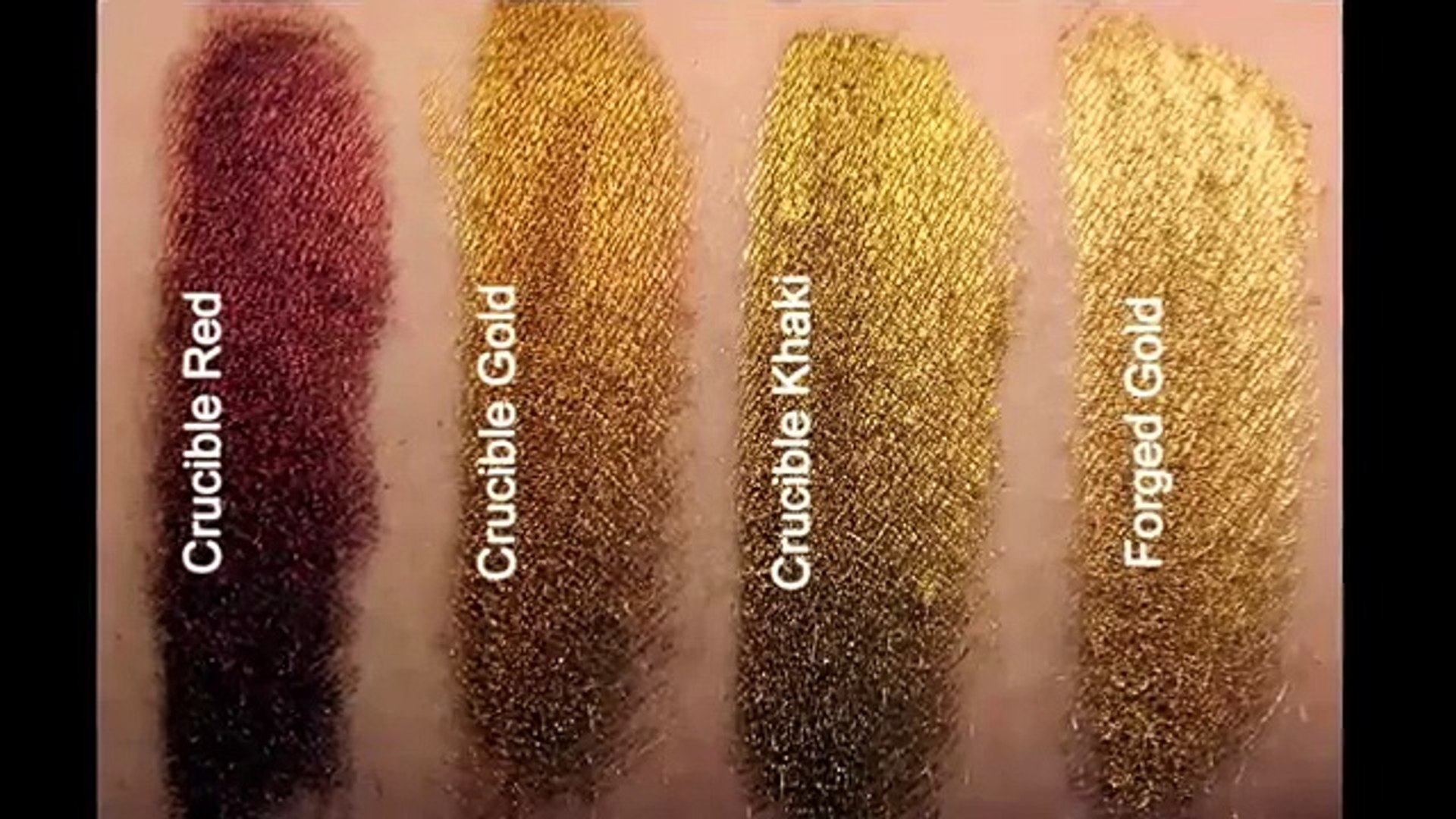 TKB Color Swatches