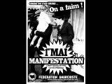 1er mai ANARCHISTE PARIS FEDERATION ANARCHISTE DANS LA RUE