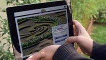 """Dossier Le numérique au service des Musées : L'application """"Jardins de Versailles"""""""