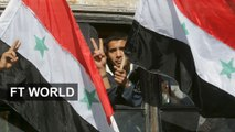 Turning point in Syrian war?