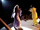 Youssou N'Dour avec Aziz Faye + Ashley Maher à Dakar '08