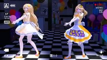 【MMD X FNAF】Chica & Toy Chica - Hello,How Are You ?