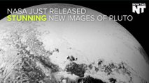 NASA Just Released Breathtaking Hi-Res Images Of Pluto