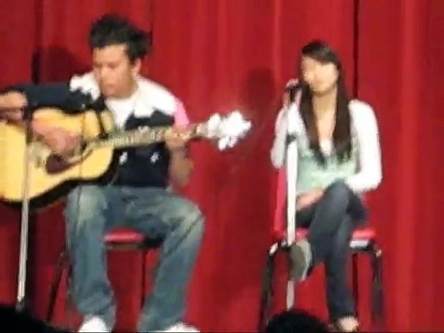 San Gabriel High School Talent Show