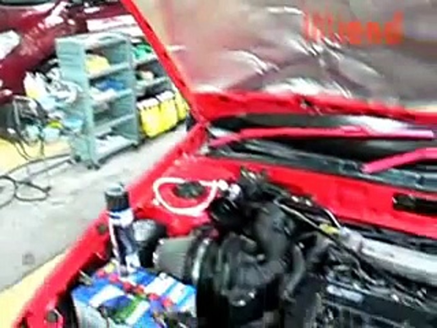 Liqui-Moly intake and throttle valve Cleaning