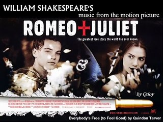 Everybody's Free by Quindon Tarver Soundtrack Romeo & Juliet (William Shakespeare's)
