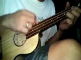Learning My First Ukulele Music
