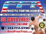 Tulio (FFA) Freestyle Fighting Miami Mixed Martial Arts (MMA)