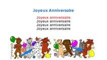 Page 13 Joyeux Anniversaire (Skoldo French Song)