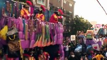 Zulu Parade Floats Part 2 - Mardi Gras 2009 New Orleans, LA (MardiGras Mardi Gra)