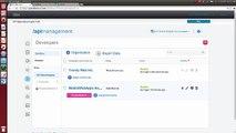 IBM API Mgmt SaaS analytics and users