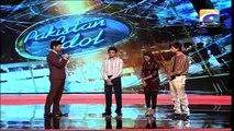 Pakistan Idol Gala Round Episode 20 Part 5