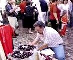 Bombos de Alcongosta na Festa da Cereja 2006