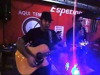 Samuel Viola cantando uma linda canção de João Paulo e Daniel