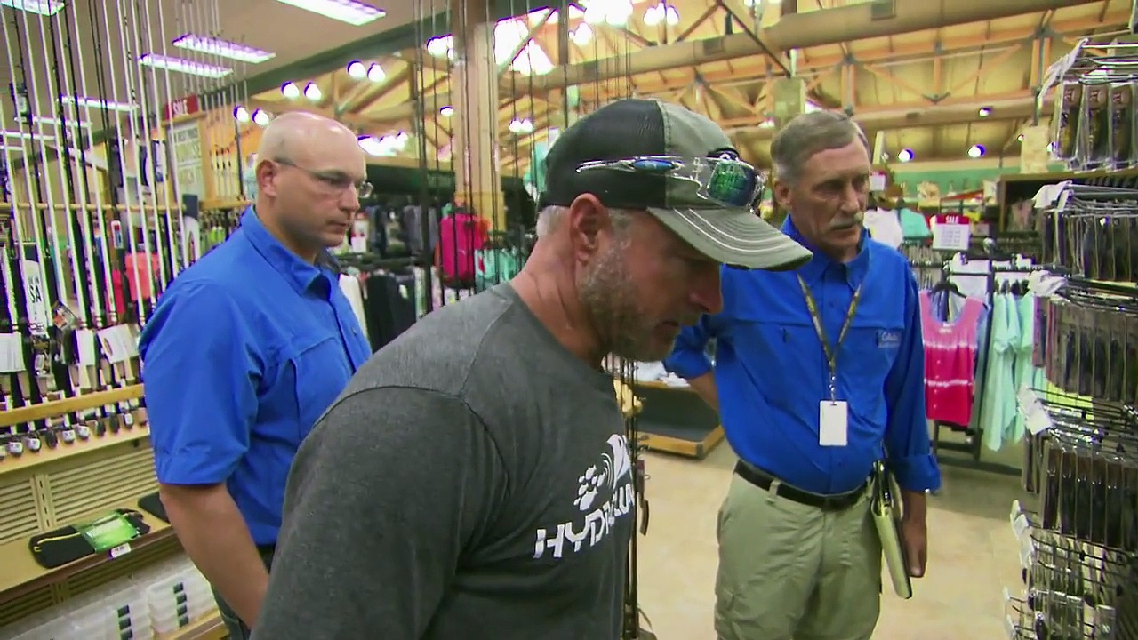 The Cabela's Bass Fishing Summit