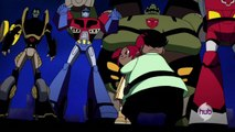 Transformers Animated - Transform And Roll Out Part 2