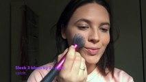 makeup blue winged eye liner tutorial