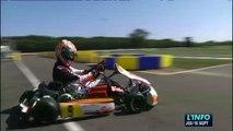 Mondial de karting : Essais libres au circuit INT. du Mans