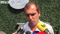 """Tennis / Pioline : J'ai un souhait de travailler avec Yannick (Noah)"""""""