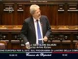 Roma - L'Italia e l'Unione Europea - l'intervento del Ministro Gentiloni (10.09.15)