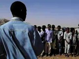 Sahel desertification, lesson at Siloube reforestation field