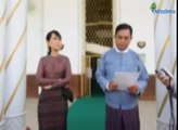 Joint Statement of Aung San Suu Kyi and Aung Kyi