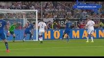Alemania vs Argentina 2 4 Amistoso Internacional Todos los Goles   2014 HD1