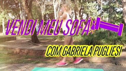 TOP TOP CINCO AGACHAMENTOS COM GABRIELA PUGLIESI   NEVER STOPS