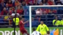 Spain vs Slovakia 2-0 Game Highlights & Goals Euro 2016 Qualifying