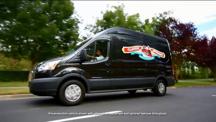 Work smart with Ford Transit - Classic Amusement