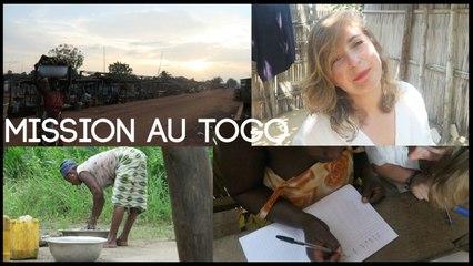 Vlog 4/6 - Kpalimé et vie de camp peu pudique (Togo, Afrique)