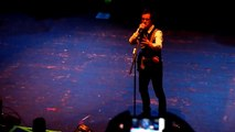 Panic! At The Disco - I believe in a thing called love (The darkness cover) - London, 02.02.12