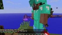 (Biggest hacker in skywar?)Minecraft server hacker showcase