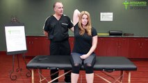 Stretching Exercises: Stretches for Neck pain, Shoulders and Arm Flexibility