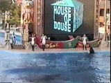 House of Douse at SeaWorld San Diego Opening- 2003
