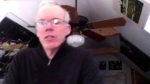 Bill McKibben fasts for the climate