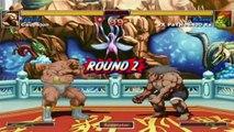Super Street Fighter II Turbo HD Remix - XBLA - Caucajun (Zangief) VS. xX PaTHoS420 Xx (Blanka)