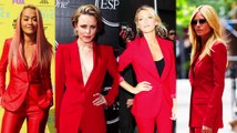 Heidi Klum & 5 More Stars Who Looked Sexy In Red Suits